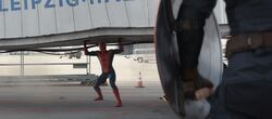 Spider-Man Lifting Platform