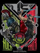 Thor Ragnarok promo 7