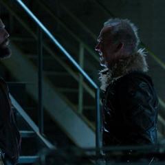 Toomes confronta a Jackson Brice.
