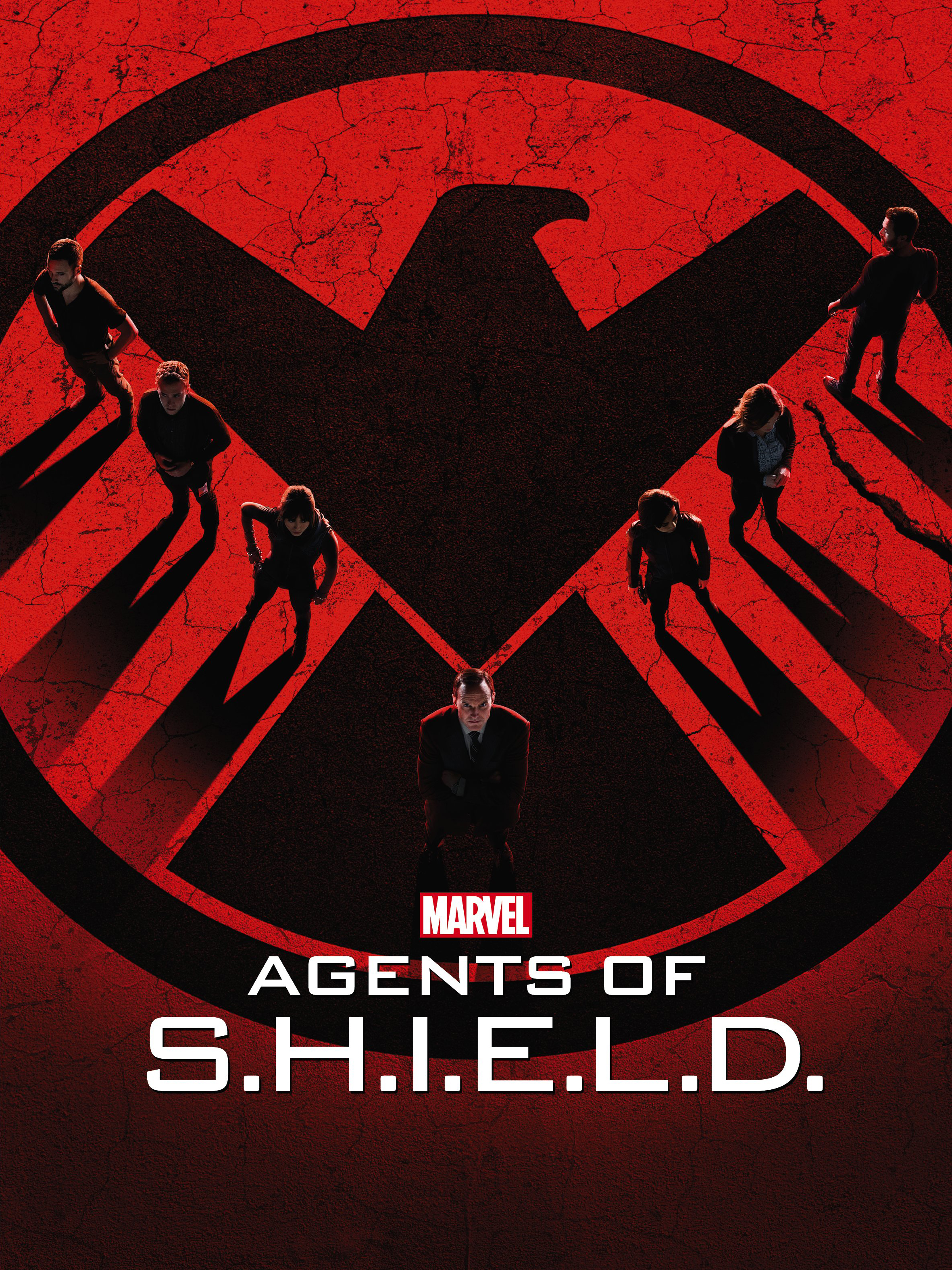 Marvel's Agents of S.H.I.E.L.D. Temporada 02 Completa  HD 720p [Latino]