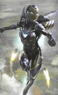 Avengers Endgame Rescue concept art 9