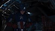 Captain America (Parachute)