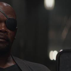 Fury le delega a Rogers el liderazgo.