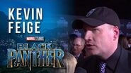 Producer Kevin Feige at Marvel Studios' Black Panther World Premiere Red Carpet