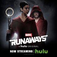 Runaways (Tina-Robert) poster