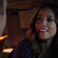 Skye es encontrada por Coulson y Ward.