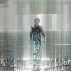 La Inteligencia Suprema adquiere la apariencia de Mar-Vell.