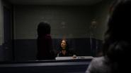 Tyler in precinct