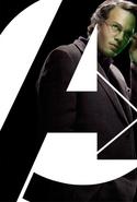 Bruce Banner Avengers Promo