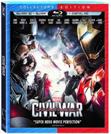 Captain America: Civil War/Home Video