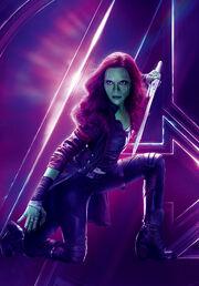Gamora AIW Profile