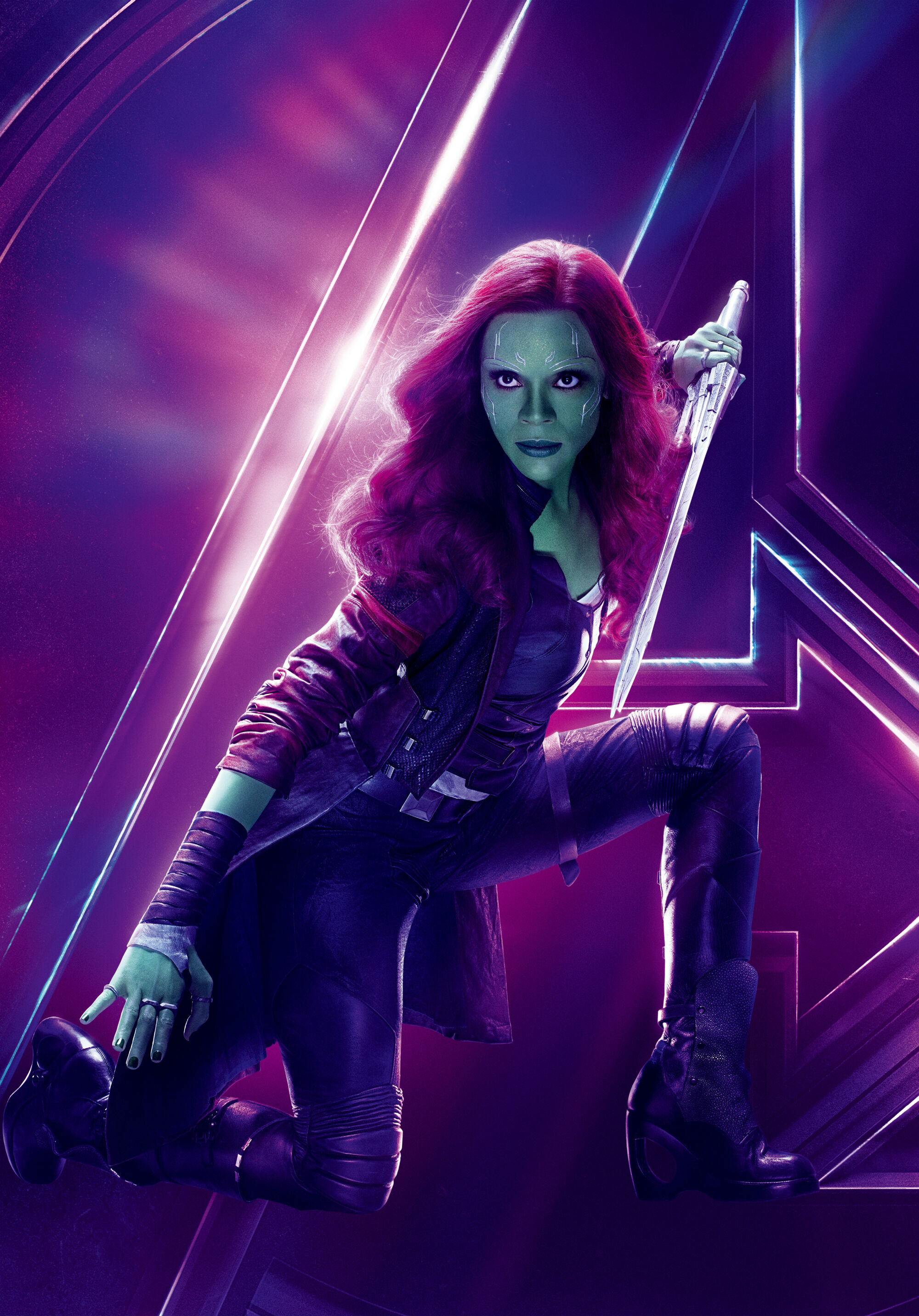 Gamora | Marvel Cinematic Universe Wiki | FANDOM powered by Wikia