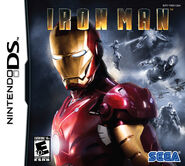 IronMan DS US cover