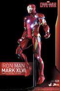 Iron Man Civil War Hot Toys 1