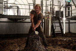 Thor-Hammer-Rain