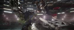 Thor vs. Hulk (Arena Duel)