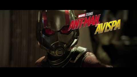 Ant-Man y la Avispa de Marvel Anuncio 'Da la talla' HD