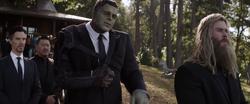 Strange Wong Hulk Thor