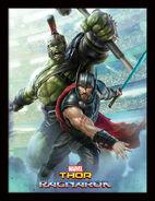 Thor Ragnarok promo 2
