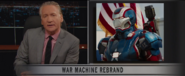 Bill Maher Iron Man 3
