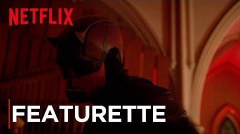 Marvel's Daredevil Season 3 Featurette Inside the Church Fight HD Netflix