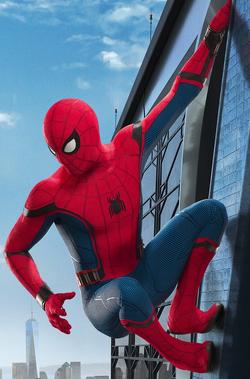 Spider-Man Homecoming - Póster de Homre Araña