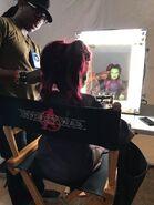 Ariana Greenblatt BTS 2