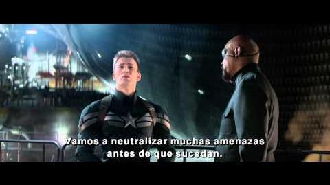 Capitán América y el Soldado de Invierno - Tráiler Oficial Latinoamérica (Subtitulado)