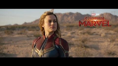 "Marvel Studios' Captain Marvel ""Monumental"" TV Spot"