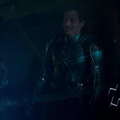 Ronan es contactado por Yon-Rogg y Korath.