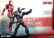 War Machine Civil War Hot Toys 4