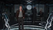 Captain Rogers, Director Fury & Doctor Banner (S.H.I.E.L.D. Helicarrier)