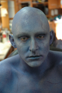 Lee Pace-Ronan Make up