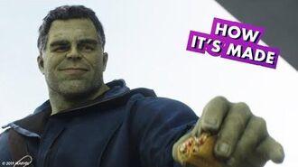 Marvel Studios' Avengers Endgame — Making the Hulk!