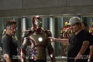 On set Iron Man 3 01