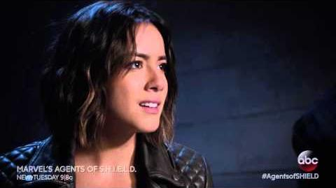 On the Hunt For Lash - Marvel's Agents of S.H.I.E.L.D. Season 3, Ep