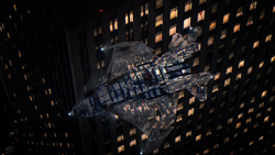 Quinjet Cloaking Technology