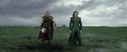 Thor & Loki (Hela's Return)