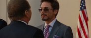 Tony Stark National Treasure