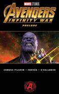 Avengers Infinity War Prelude 2
