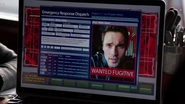 Grant Ward Wanted Fugitive LAPD