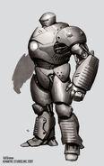 Iron Man 2008 concept art 29