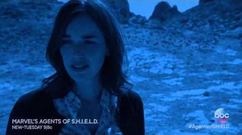 Simmons Stranded - Marvel's Agents of S.H.I.E.L.D. Season 3, Ep