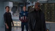 Stark, Cap & Fury