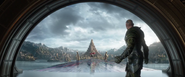 Thor's Return to Asgard