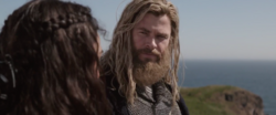 Thor and Valkyrie Endgame 8