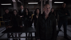AoS511 SHIELD team returns