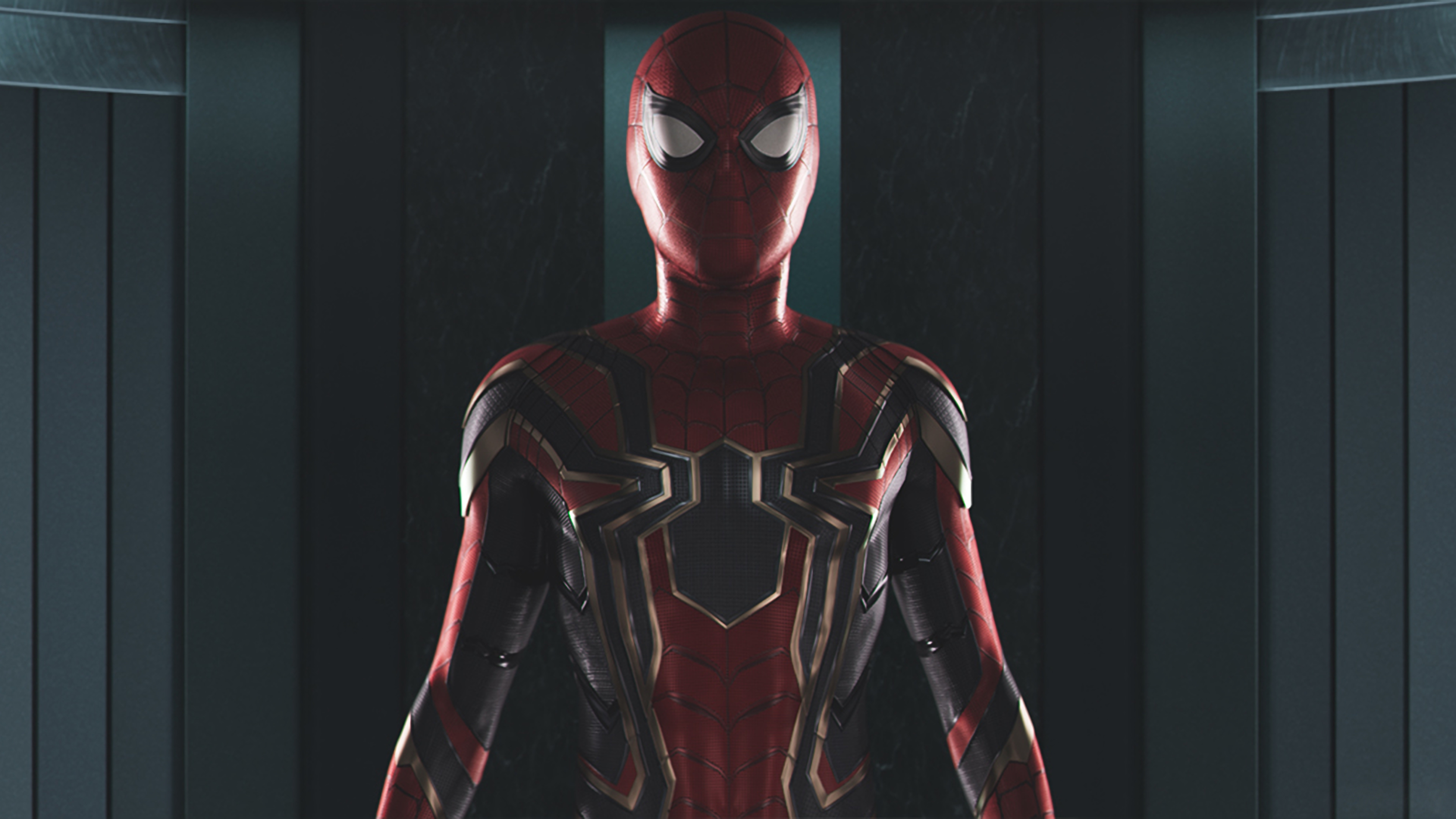 Iron Spider HD