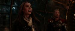Jane in Asgard