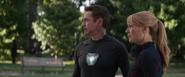 Tony Stark & Pepper Potts (AIW)
